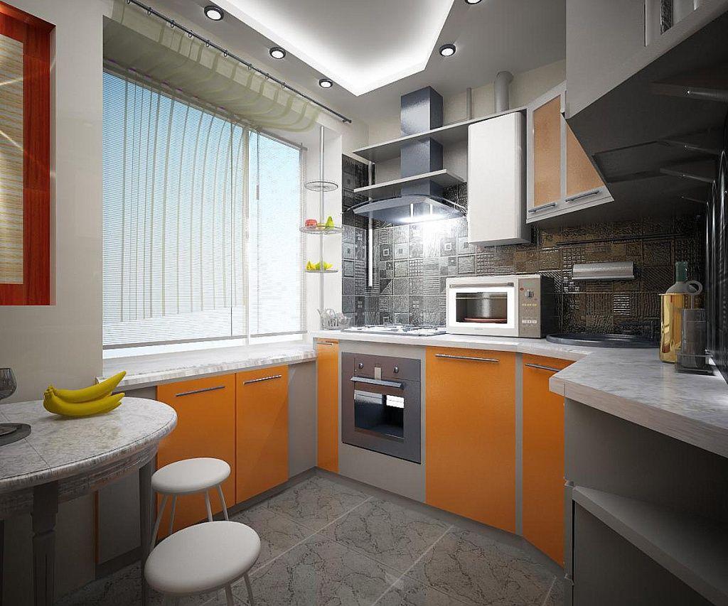 Ремонт кухни фотографии