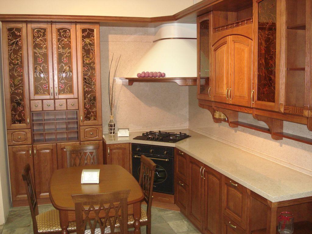дизайн кухни с угловой вытяжкой фото любую